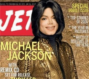 Mike on the Cover of JET Mag