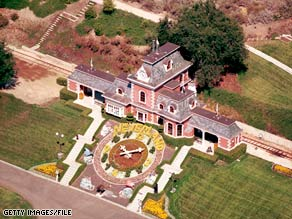 Neverland NOT Being Auctioned-off?
