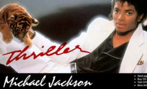 Promo for Thriller25