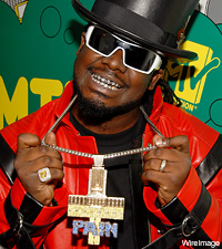 T-Pain Hangs With Michael Jackson