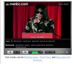 Reuters: Up to 2,000 fans attend Jackson Press Conference