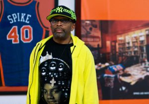Spike Lee Talks About Making a Michael Jackson Documentary