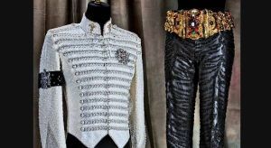 Michael Jackson's Outfits Featured In 'The King O Style' By Michael Bush